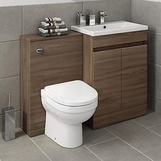 #Modern bathroom toilet and furniture storage vanity unit sink #basin #mv3007,  View more on the LINK: 	http://www.zeppy.io/product/gb/2/332117884314/