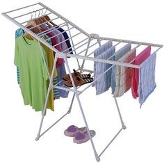 Household Essentials 3 Arm Portable Umbrella Style Indoor / Outdoor Clothes  Dryer. Pre Strung With 64 Feet U2026 | Green Living | Pinterest | Household,  Dryer ...