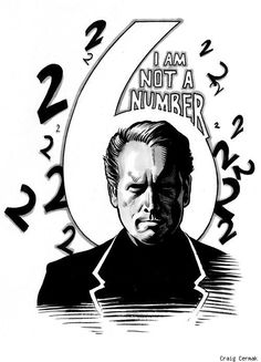 Greg Cermak - Number 6 (The Prisoner)