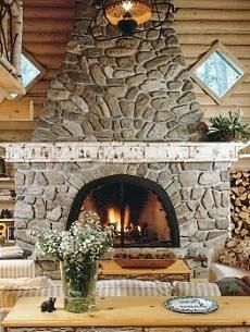 Unique Fireplace Mantels nwcn featured rich's! learn about the free lopi factory tour at