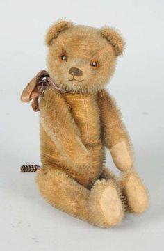 antique teddy bear...