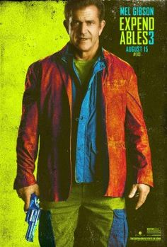Expendables 3 - Mel Gibson