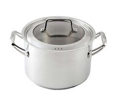 Chef's Never Burn Sauce Pot
