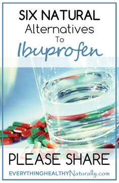 Six natural alternatives to ibuprofen
