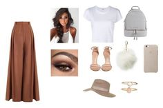 """Take me to church"" by zaicute on Polyvore featuring Charlotte Russe, MICHAEL Michael Kors, Zimmermann, RE/DONE, Stuart Weitzman, Topshop and Accessorize"