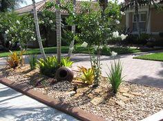 River Rock Landscape   How To Make It?   Www.garden Design.