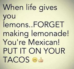Lemons & Tacos