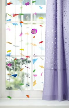 cortina de gominolas