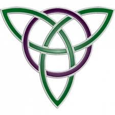 We recently had a question about the use of an upside-down Triquetra symbol for a local business. What is the meaning of this symbol and is it connected to the New Age and/or the occult? Actually, the triquetra is connected … Read the rest. Trinity Knot Tattoo, Trinity Symbol, Celtic Symbols, Celtic Knot, Tattoo Ideas, Tattoo Designs, Triquetra, New Age, Knots