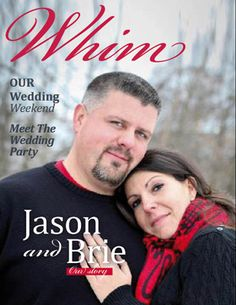 Jason and Brie - Whim by Twenty Pages (wedding bee contest)