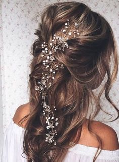 15 The Best Of Ulyana Aster Wedding Hairstyles