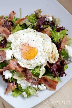 Easy Summer Meals, Summer Recipes, Cobb Salad, Breakfast Recipes, Eggs, Cooking, Ethnic Recipes, Food, Essen