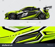 Find Car Wrap Decal Designs Abstract Racing stock images in HD and millions of other royalty-free stock photos, illustrations and vectors in the Shutterstock collection. Auto Design, Design Autos, Sprint Cars, Race Cars, Car Stickers, Car Decals, Car Lover Gifts, Lovers Gift, Ktm Supermoto