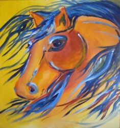 Wild Horses at Pinot's Palette The Woodlands
