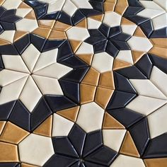 It's #TileTuesday and #NationalPiDay? Whaaat? @detilesmosaics' answer? Their Fancy Geometric #mosaic #tile series of course! // #architettura #designinspo #designhounds #designinspiration #designdeinteriores #floor #flooring #homeinspo #homedesign #instadesign #interiors #interiorinspo #patterns #tileometry #tiled #tiles #tilestyle #tilelove #tilestyle #tiledesign #tileaddiction #tilefloor #WhyTile #Coverings2017
