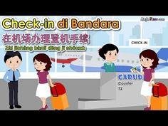 Belajar percakapan bahasa mandarin praktis sehari-hari dengan topik chec...