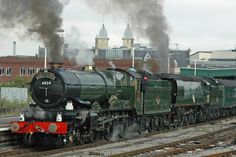 Image detail for -Steam engine trains. British invention (like all things great ...