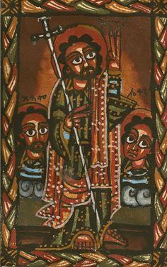 Ethiopian+Icons+Jesus | Ethiopian icons | Sacred Art Pilgrim Collection: Schools of Art ...