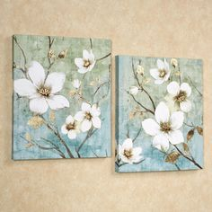 In bloom floral canvas wall art set art canvas art, floral w Art Floral, Art Mural Floral, Abstract Canvas, Abstract Paintings, Canvas Wall Art, Floral Paintings, Abstract Portrait, Portrait Paintings, Diy Canvas