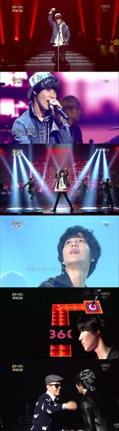 'Immortal Song' SHINee #Taemin Breaks The Stereotype Of A Good Idol Dancer More: http://www.kpopstarz.com/articles/78212/20140209/immortal-song-shinee-taemin-breaks-the-stereotype-of-a-good-idol-dancer.htm