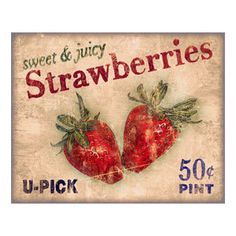 I grew up near Plant City, Florida, the strawberry capital of the world. My Grandmother, Mother and I planned a day trip to pick fresh strawberries from the fields of Plant City. I immediately recognized the Beatles inspiration for their song...Strawberry Fields Forever. I will never forget being in the fields of wonderful fragrance that day with two of my most favorite ladies in the world and the intoxicating strawberry fragrance that filled my senses. bp