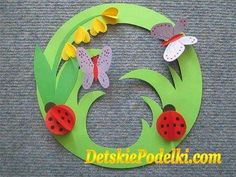 Not in English but some lovely crafts for spring Paper Crafts For Kids, Felt Crafts, Easter Crafts, Projects For Kids, Diy For Kids, Diy And Crafts, Arts And Crafts, Spring Activities, Art Activities