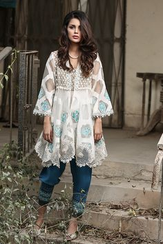 We always look forward to Yasmeen Jiwa's creative concepts and this time the designer has picked the human capacity for deep emotion with her beautiful new collection exemplifying romance and how i…