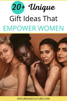 Looking for unique gift ideas that empower women? This list of female empowerment gifts features ethical fashion, handmade goods, and more! // #EmpowerWomen #WomenEmpowerment #GiftsForWomen Unique Gifts, Best Gifts, Female Empowerment, Responsible Travel, Sustainable Tourism, Local Women, Culture Travel, Travel Gifts, Ethical Fashion