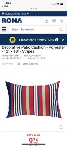 Patio Cushions, Deck, Stripes, Writing, Front Porches, Being A Writer, Decks, Decoration