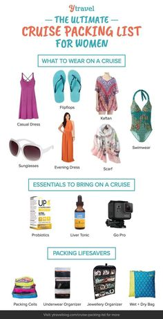 Wondering what to wear on a cruise? My cruise packing checklist will make your cruise travel planning effortless so you can spend more time enjoying your cruise. As well as the cruise packing list, I'm sharing cruise packing tips and some of my favourite Cruise Checklist, Packing List For Cruise, Cruise Tips, Cruise Travel, Cruise Vacation, Vacation Packing, Cruise Wear, Disney Cruise, Asia Cruise