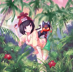Alola's Adventure by Pillaws on DeviantArt