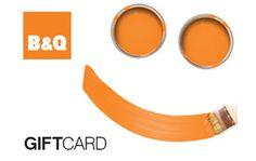 Win: £25 B&Q Gift Card