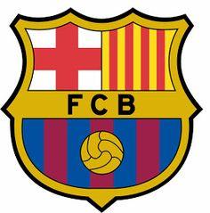 Kit Futebol Barcelona Barcelona Fc Logo cc1428b24a350