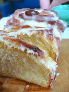 pull apart lemon coffee cake