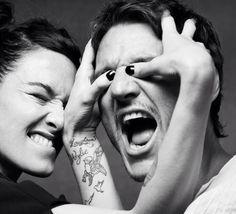Cersei and Oberyn :)