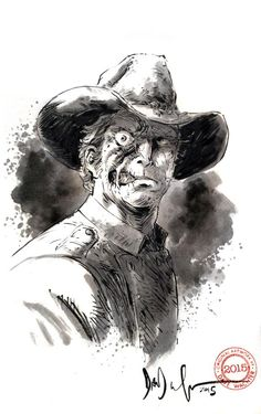 Jonah Hex by Dave Wachter