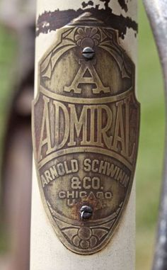 Admiral Badge.