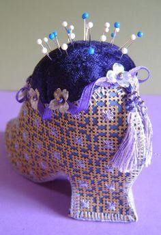 shoe pincushion 2