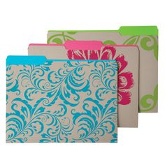 Day 13 of LuxeFind's Ultimate Giveaway - Pretty File Folders from The Container Store    http://luxefinds.com/LuxeLiving/2012/03/14/luxefinds-ultimate-giveaway-pretty-file-folders-from-container-store/