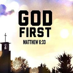 put god first always Quotes