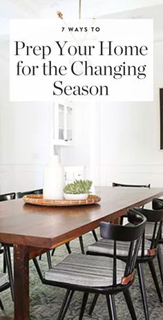 Here are seven ways to keep your home in top shape when the temps drop. — via @PureWow