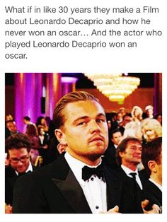 The Internet Has A Lot Of Emotions About Leonardo DiCaprio Not Winning An Oscar