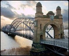 Old bridge at Elbbrjuke