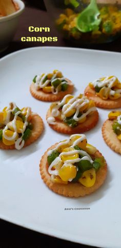 Corn Recipes, Diet Recipes, Vegetarian Recipes, Cooking Recipes, Indian Appetizers, Indian Snacks, Indian Food Recipes, Corn Bites Recipe