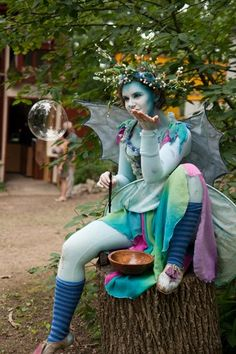 fleegal-snarf:    Me at the renfaire:)