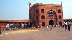 Jama Masjid | जामा मस्जिद - Delhi, India Jama Masjid, Delhi India, Mosques, Tours, World, Building, Places, Travel, Goa India
