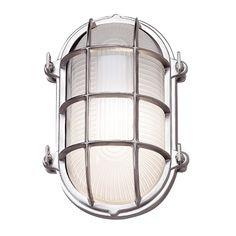 Norwell Lighting Mariner 1 Light Outdoor Wall Sconce | AllModern