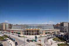 Bom Sucesso Market Renovation in Porto by FA Arquitectos