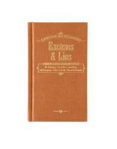 Abrams & Chronicle | Excuses and Lies Book at ASOS