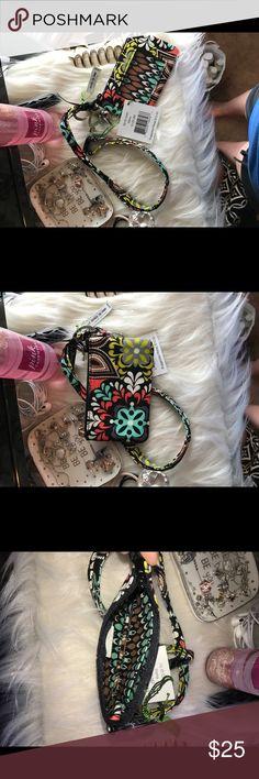 Selling this Vera Bradley lanyard+ id= set on Poshmark! My username is: summerweather. #shopmycloset #poshmark #fashion #shopping #style #forsale #Vera Bradley #Handbags